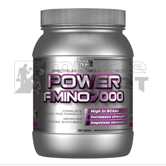 Power Amino 7000 (560 tabletta)