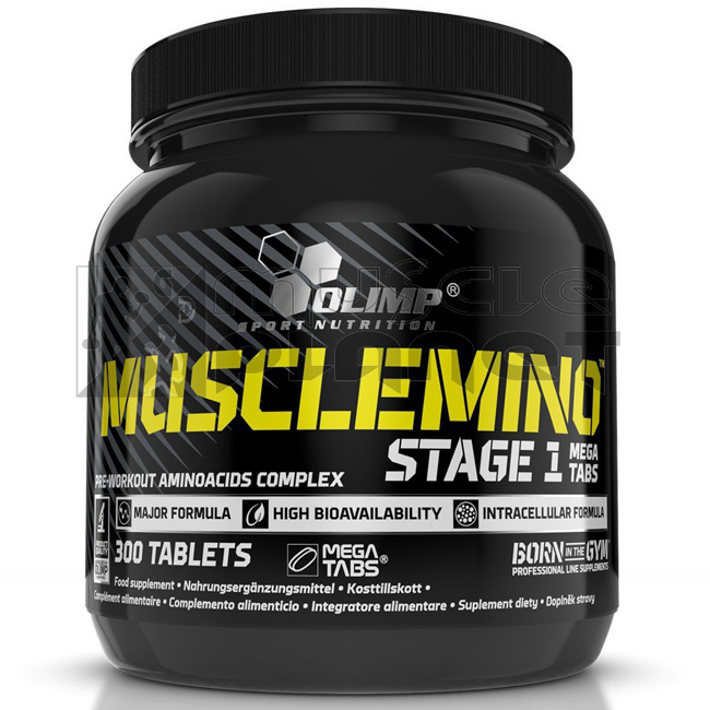 Musclemino stage 1 (300 tabletta)