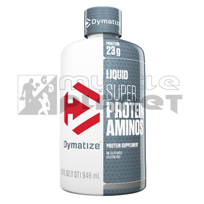 Liquid Super Protein Aminos (946ml)