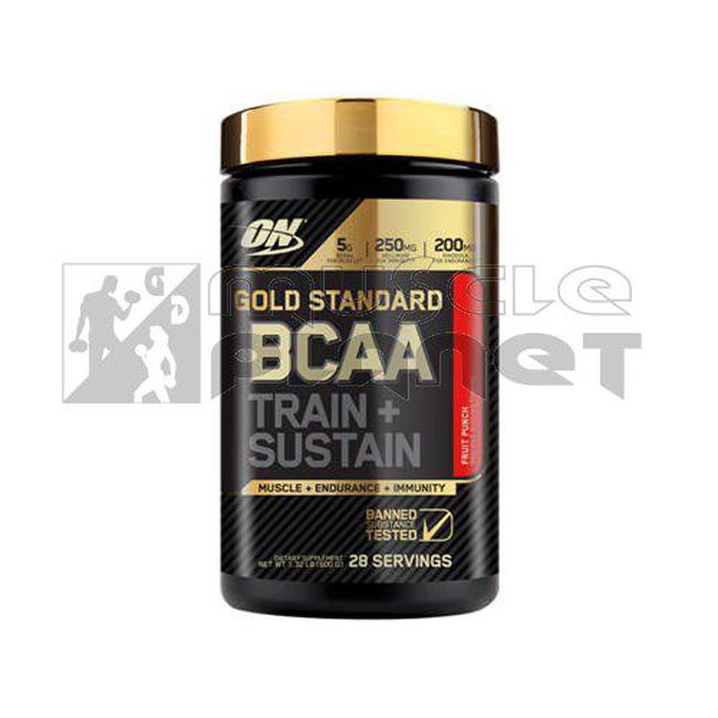 Gold Standard BCAA Train + Sustain (266 g)