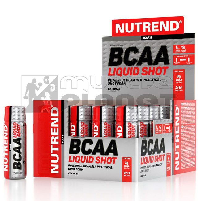 BCAA Liquid Shot (20x60 ml)
