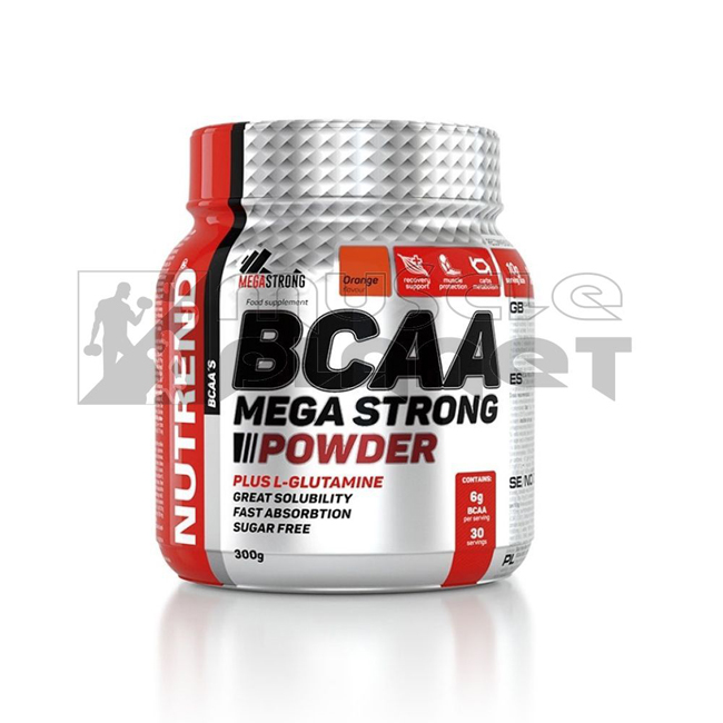 BCAA Mega Strong Powder (300 g)