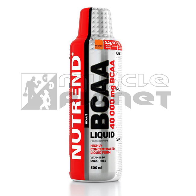 BCAA Liquid (500 ml)