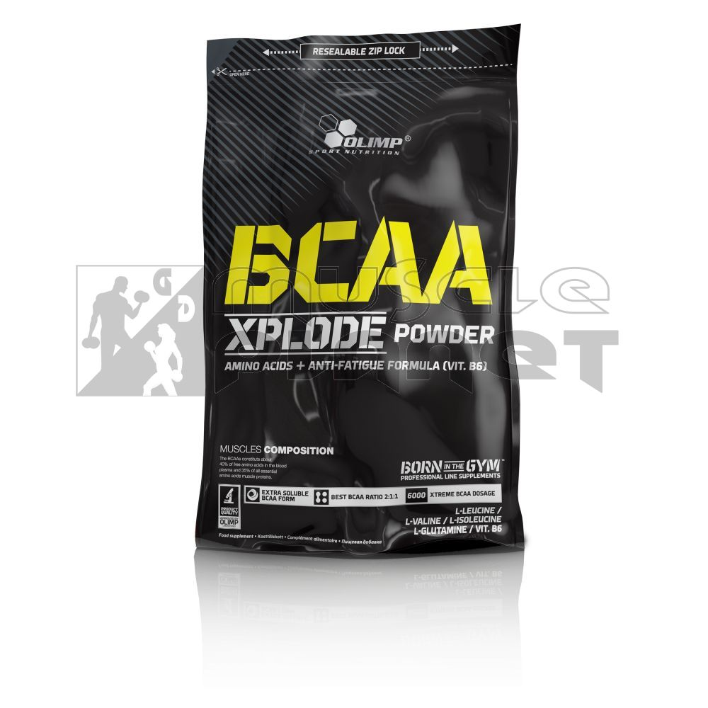 BCAA Xplode Powder (1000 g)