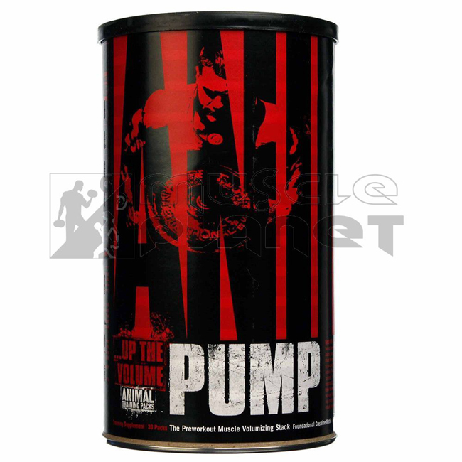 Animal Pump (30 pak.)