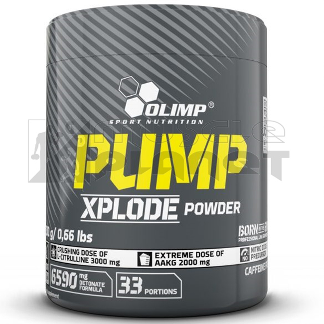 Pump Xplode Powder (300 g)