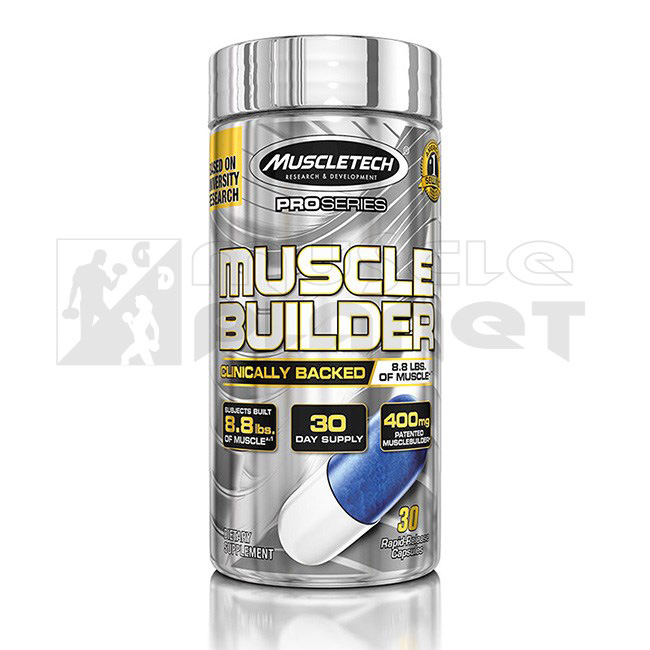 Pro Series Muscle Builder (30 kapszula)