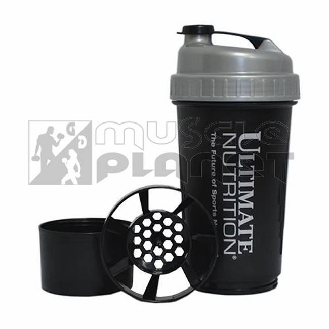 Ultimate Nutrition 2 Részes Shaker (600 ml)