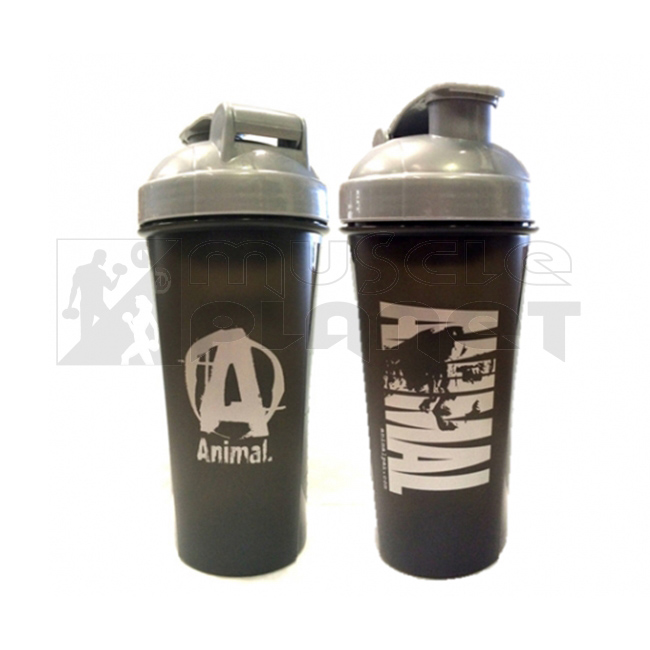 Animal Shaker Cup All Black