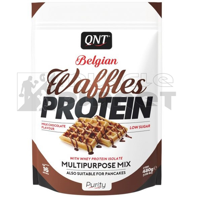 Belgian Waffles protein (480 g)
