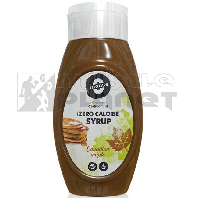 Near Zero Calorie Syrup - Canadian Maple (450 ml)