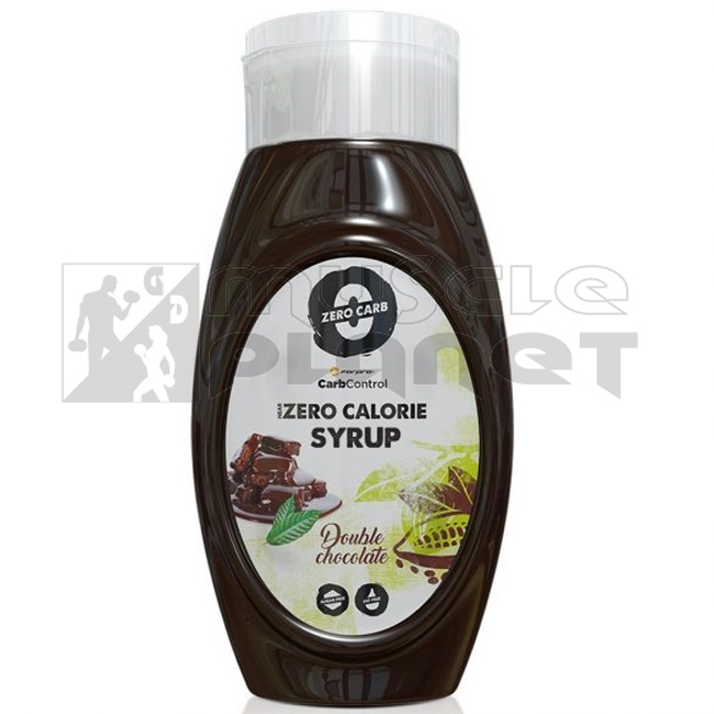Near Zero Calorie Syrup - Double Chocolate (450 ml)
