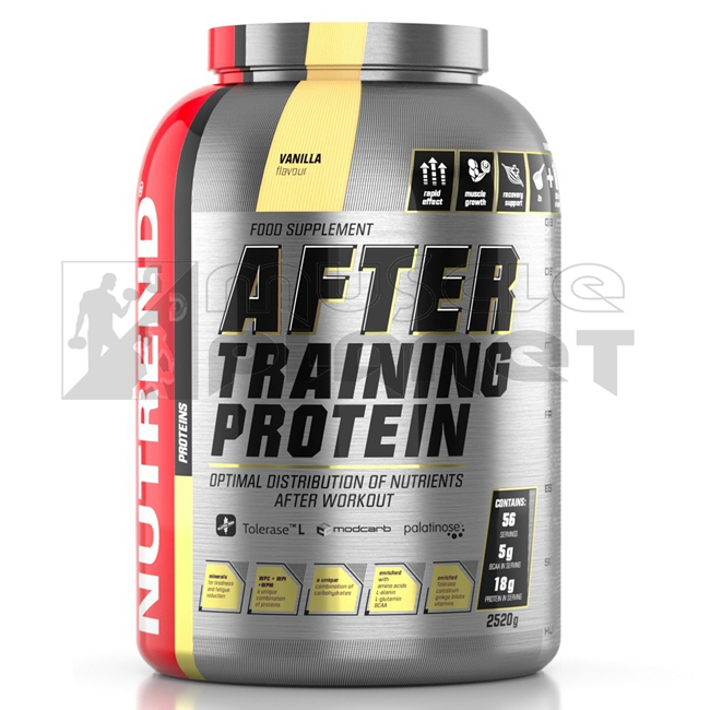 After Training Protein (2520 g)