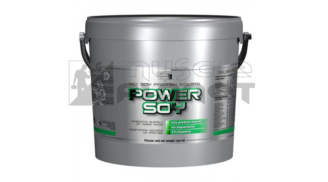 Power Soy (4000 g)