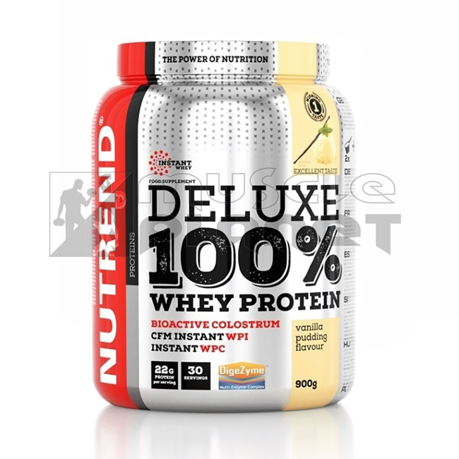 Deluxe 100% Whey Protein (900 g)