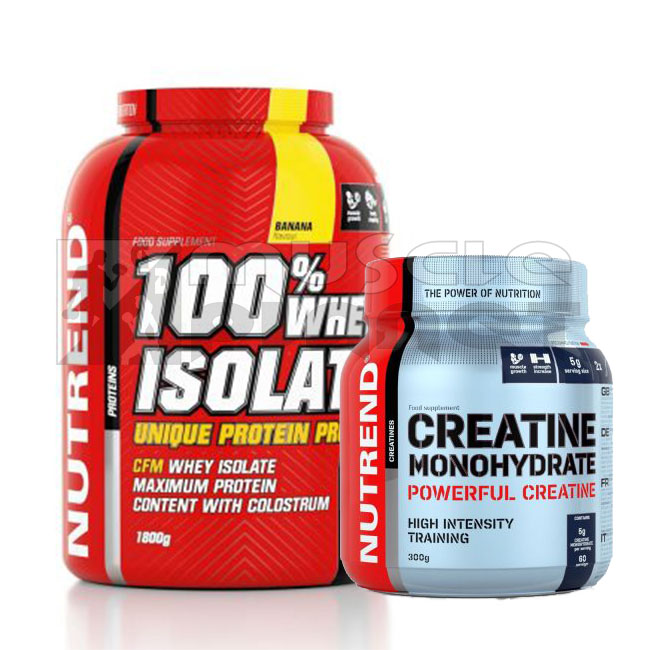 100% Whey Isolate (1800 g)