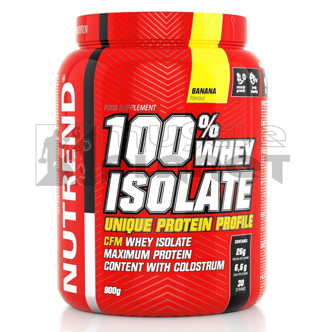 100% Whey Isolate (900 g)