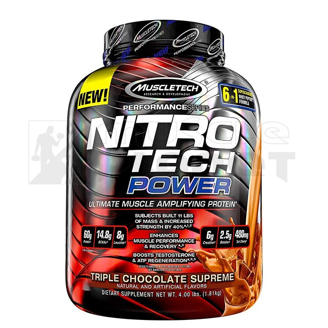 Nitro Tech Power (1800 g)