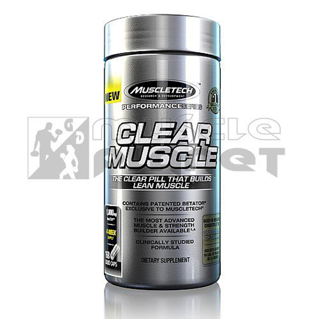 Clear Muscle (168 kapszula)