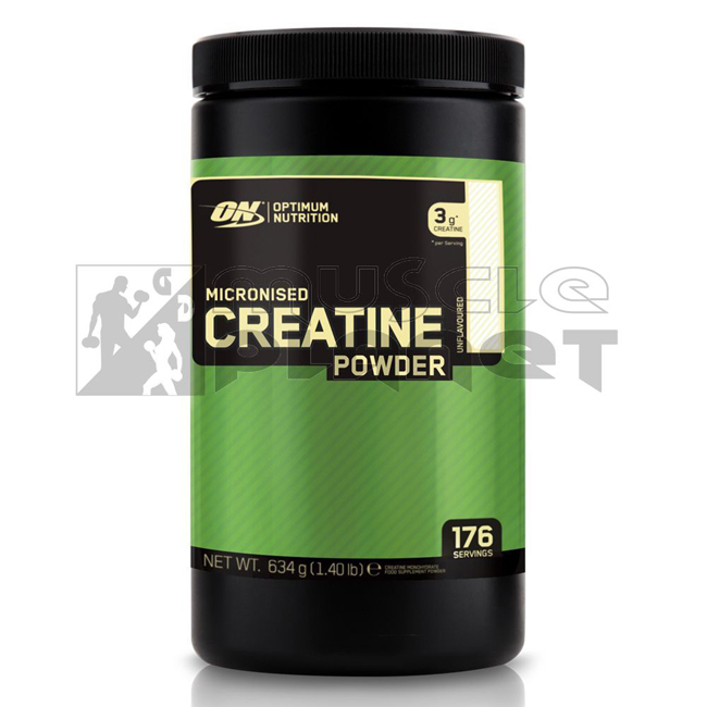 Micronized Creatine Powder (634 g)