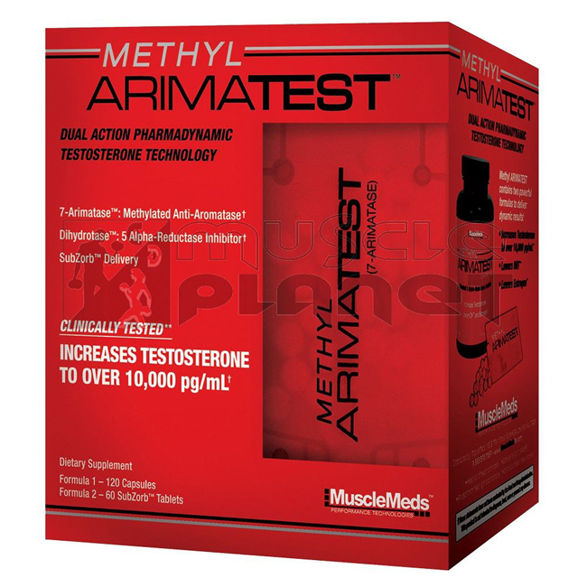 Methyl Arimatest (120 tabletta)