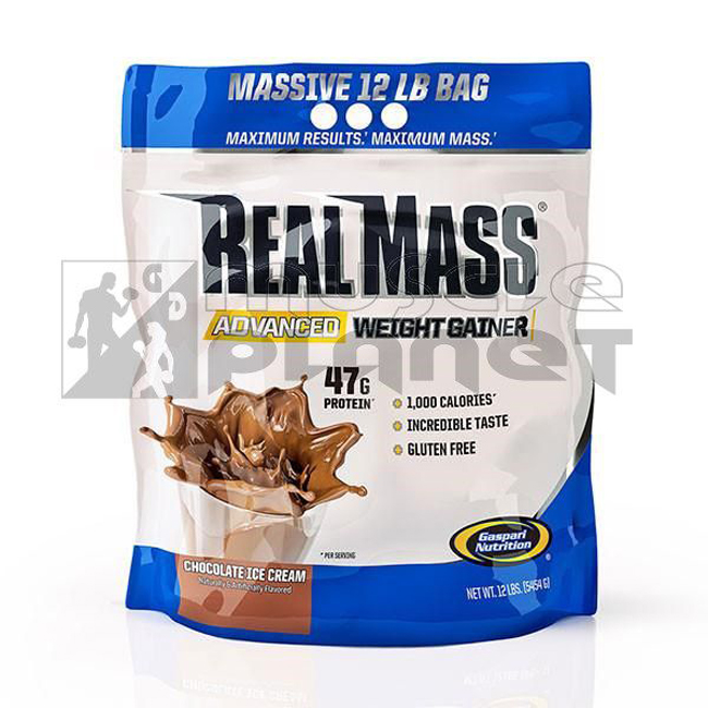 Real Mass Advanced (5448 g)