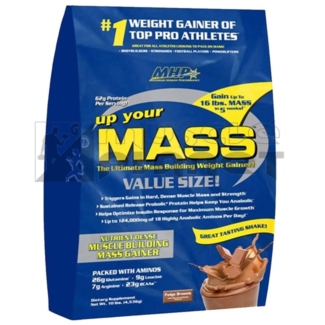 Up Your Mass (4536 g)