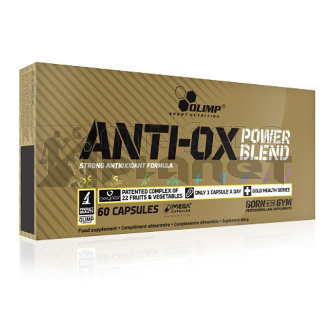 Anti-Ox Power Blend (60 kapszula)