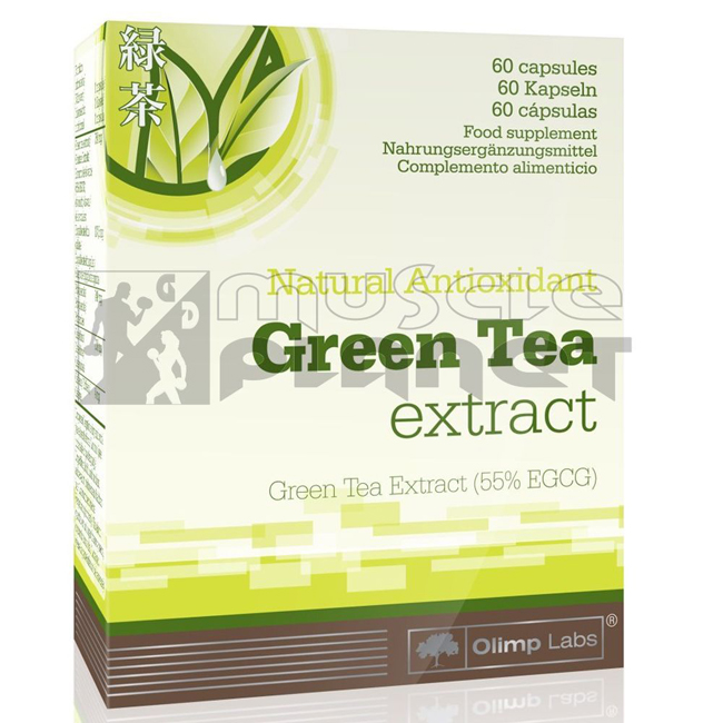 Green Tea Extract (60 kapszula)