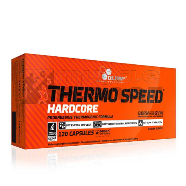 Thermo Speed Hardcore (120 kapszula)
