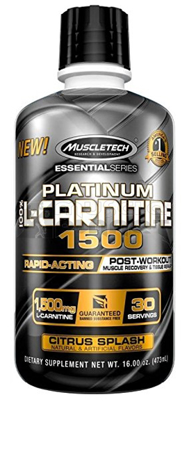 Platinum 100% L-Carnitine 1500 (473 ml)
